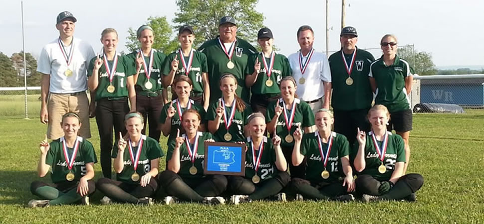 Wellsboro Softball District/League Championships