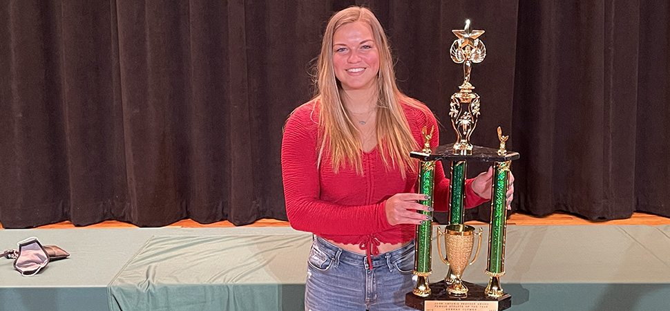 Softball Excellence Award
