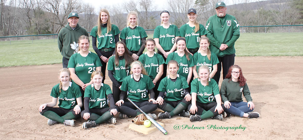 Wellsboro Varsity Softball Rosters
