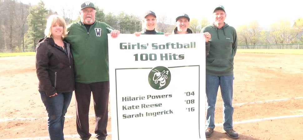 Wellsboro Softball Varsity Records